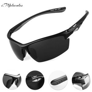i.Molecules Driving Polarized Sports Sunglasses